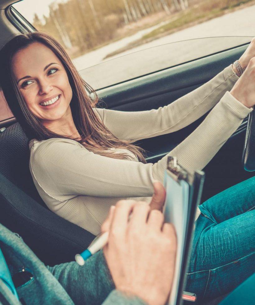 Auto école : passer le permis de conduire